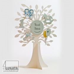 Drzewko dekoracja na stół...