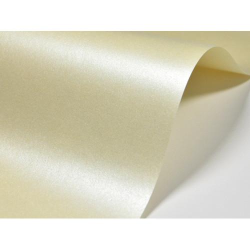 Papier do zaproszeń kolor ecru