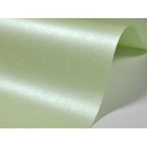 Papier do zaproszeń kolor zielony pastelowy