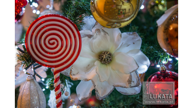 Choinkowo - bombkowe wariacje na Boże Narodzenie